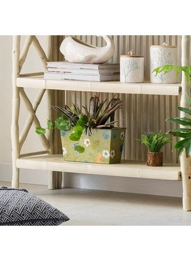 Warm Design Dekoratif Saksılık Yeşil